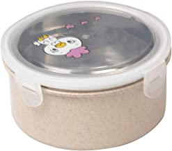 WCHCJ Thermal, Leak-Proof Lunch Box, Bento Food Container for Children (Color : C)