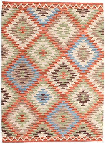 CarpetVista Kelim Usak Teppich 160x230 Orientteppich