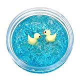 Unionm Slime Toys, 100mL Duck Mud Putty Sludge Clay Toy Crystal Plasticine Soft and Non-Sticky Scented DIY Gifts for Kids Boys Girls Stress Anxiety Relief (Blue)