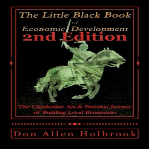 Little Black Book of Economic Development (2nd Edition) audiobook cover art