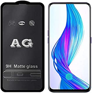 JHM Tempered Glass Film for Smartphone AG Matte Frosted Full Cover Tempered Glass For OPPO Reno Z Screen Protector