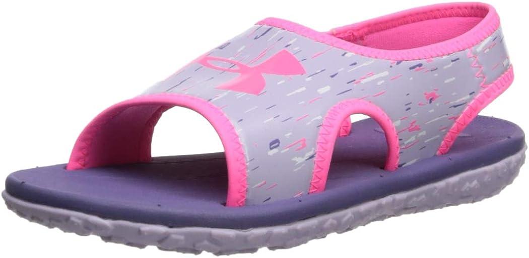 Under Armour Unisex-Child Pre School Fat Tire Iii Slide Sandal
