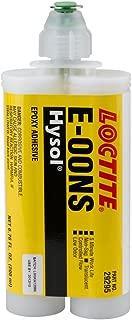 Loctite 29295 Off White E-00NS Hysol Epoxy Structural Adhesive, Non-Sag, 200 mL Cartridge, 6.76 fl. oz.