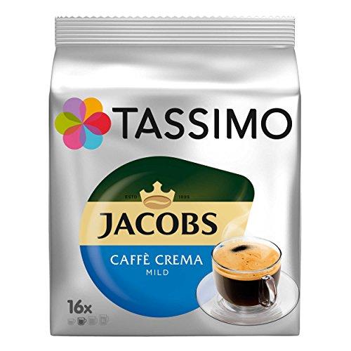 Tassimo Jacobs Knung Caff Creme Sanft und Mild