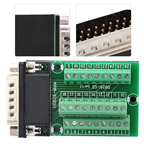 Módulo de placa de conexión compacta, placa de conexión DB26, cable para la industria