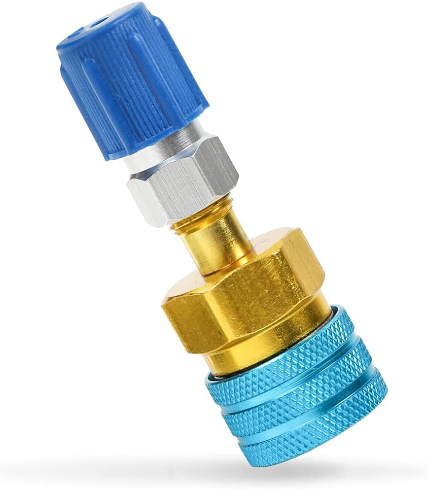 DUOYI R1234YF to R134A Low Conv R12 Coupler Side Large-scale sale Quick Animer and price revision