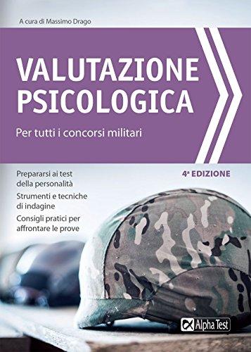 Valutazione psicologica per tutti i concorsi militari