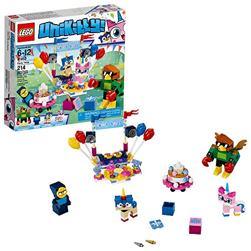 LEGO Unikitty! Party Time 41453 Building Kit (214 Pieces) (Discontinued by Manufacturer)