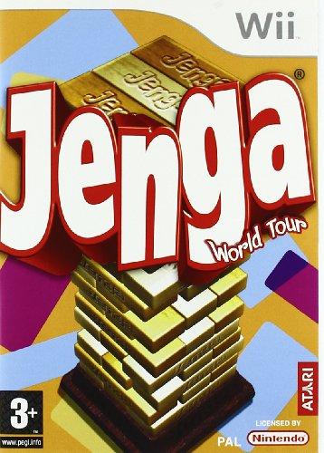Jenga World Tour Videogioco WII Nuovo Sigillato