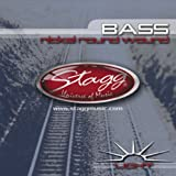 Stagg BA-4000 Light Nickel Bass Guitar Strings