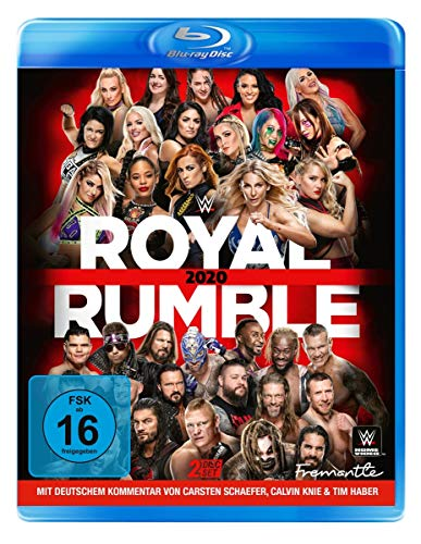 WWE - Royal Rumble 2020 [Blu-ray]