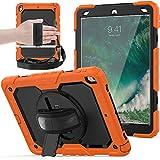 XQ-HD Coque pour iPad Pro 10,5', résistante aux chocs et robuste, avec protection d'écran...