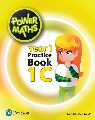 Power Maths Year 1 Pupil Practice Book 1C (Power Maths Print)