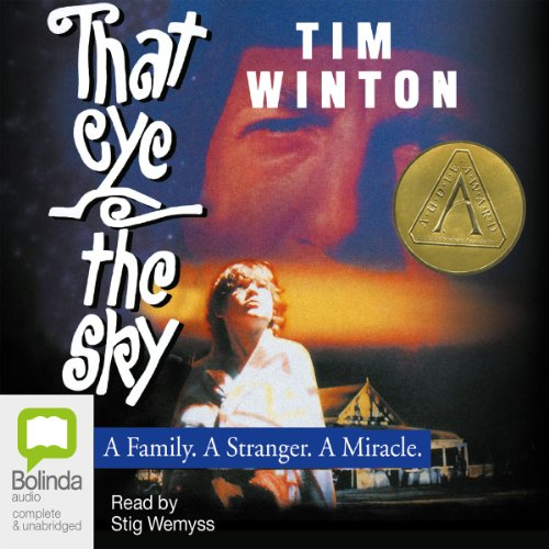 That Eye, the Sky audiobook cover art