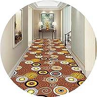 廊下敷きマット ランナー ホテルホームキッチンエントランスリビングルームのための滑り止め回廊エリア敷物、現代の幾何学廊下エクストラロングランナーラグ、 (Size : 0.6×2m)