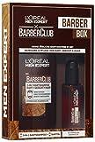 L'Oréal Men Expert Bartpflege Set mit Bartöl und Bartshampoo, Barber Club Herren Bartpflege Geschenkset, 1 x 433 g