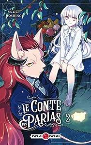 Le Conte des Parias Edition simple Tome 2