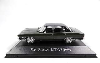 OPO 10 - Coche colección Salvat 1/43: Ford Fairlane LTD V8 1969 (AR41)