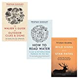 Tristan Gooley 3 Books Collection Set (The Lost Art of Reading Nature's Signs, The Natural Navigator & Wild Signs and Star Paths)