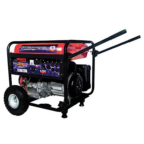 Mikels GCE-5500 Generador de Corriente Eléctrica 5,500 W / 13 HP