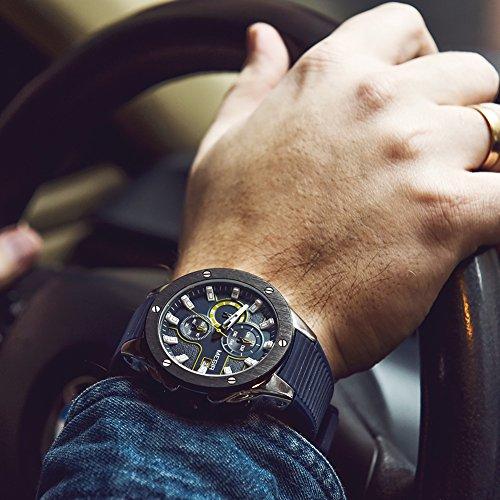 uno de los relojes Megir más populares