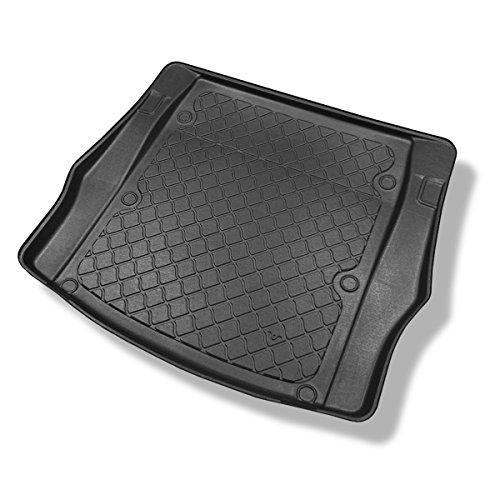 Mossa Kofferraummatte - Ideale Passgenauigkeit - Höchste Qualität - Geruchlos - 5902538558419