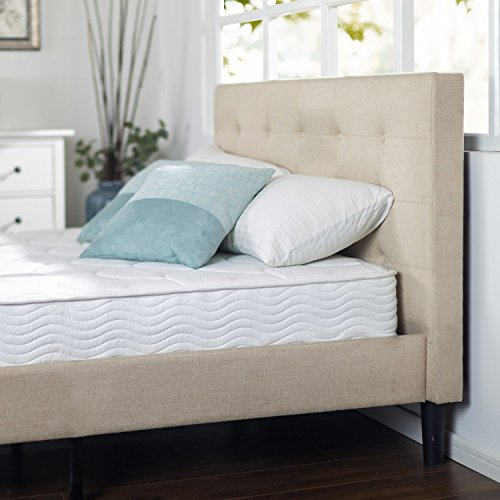"Sleep Master 8"" Tight Top Pocketed Spring Mattress - Twin XL"