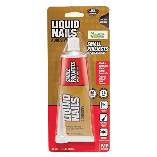 Liquid Nails Small Projects Multi-Purpose Adhesive