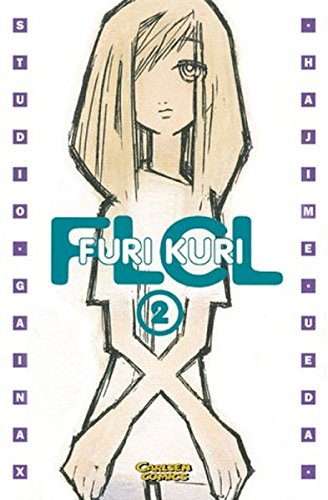 FLCL / Furi Kuri 02.
