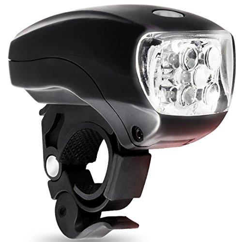 skywolfeye CREE XML T6 LED Zoomable linterna bicicleta 360 ° Montaje clip de montaje Super brillante