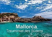 Mallorca - Trauminsel des Suedens (Wandkalender 2022 DIN A3 quer): Exklusive Bilder der Insel Mallorca zum Geniessen (Monatskalender, 14 Seiten )