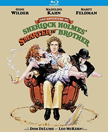 Adventure Of Sherlock Holmes Smarter Brother [Edizione: Stati Uniti]