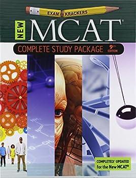 ExamKrackers MCAT Complete Study Package/ 6 Book Package