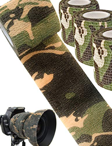Outdoor Saxx® - Camouflage Tarn-Tape Tarnfleck,...