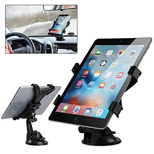 EEEKit Support de Ventouse pour Tableau de Bord de Voiture pour ASUS DELL Samsung iPad tablette GPS 7-10