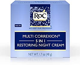 RoC Multi Correxion 5-in-1 Restoring Night Cream, 1.7 Fluid Ounce