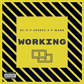 Working (feat. RobRez & P Mann)