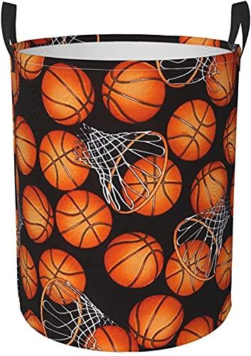 Cesta de lavandería plegable impermeable grande de baloncesto para el arte, cubos de juguete, cestas de regalo, ropa sucia, dormitorio de los niños, cesta de lavandería plegable para el cuarto de baño