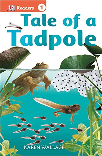 DK Readers L1: Tale of a Tadpole (DK Readers Level 1)