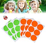 Mosquito Repellent Stickers, Natural Mosquito Repellent Patches, Natural Ingredients Insect Repellent Suitable