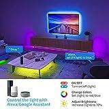 Zoom IMG-1 smart striscia led alexa 5m