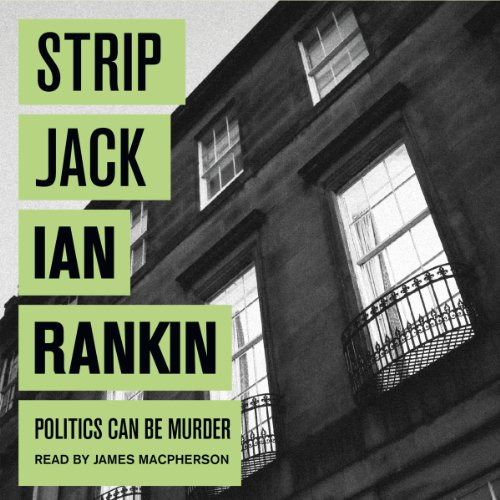 Strip Jack: Inspector Rebus, Book 4