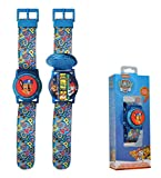 Kids Licensing |Reloj Digital para Niños | Reloj Paw Control |Display con Iluminación|Reloj Infantil con Tapa Protectora | Reloj de Pulsera Infantil Ajustable | Reloj de Aprendizaje | Licencia Oficial
