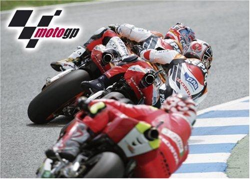 Clementoni - Red bend Moto GP, Puzzle da 500 pezzi