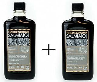 Koskenkorva Salmiakki Salty Liquorice 2er Pack 2 x 0.5l, 32% Vol.Alk.