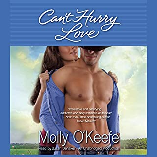 Can't Hurry Love audiobook cover art