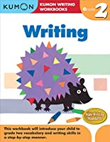 Writing, Grade 2 (Kumon Writing Workbooks)