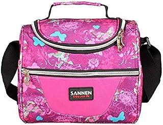 حقيبة غداء شول محمولة للاطفال بتصميم معزول مناسب للتنزه خارج المنزل للرجال والاولاد والبنات