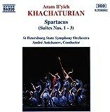 Khachaturian: Spartacus (Suites Nos. 1-3) - Anichanov