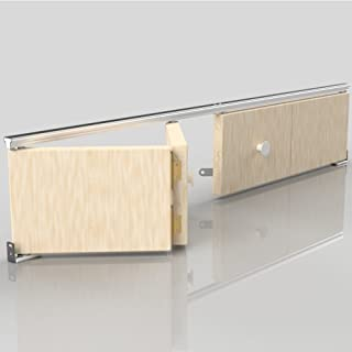 comprar comparacion Slik 08sl006012191219mm plegable Puerta Gear Track–aluminio